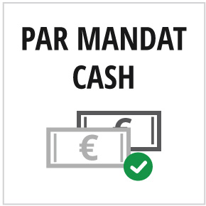 Par mandat cash